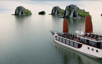 Tour Lan Hạ 1 Ngày Luxury- Escape Sails
