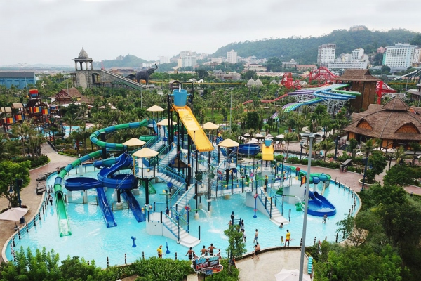 Review chi tiết du lịch Sun World Hạ Long Park 2020