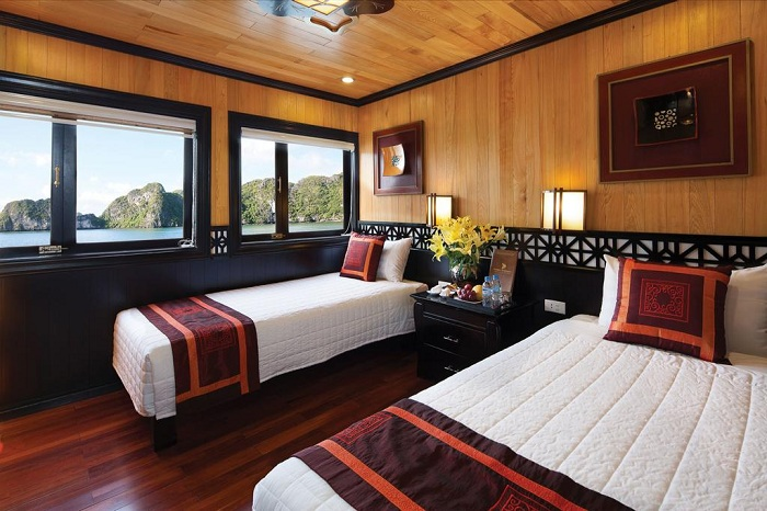 Phòng Deluxe Triple Cabin