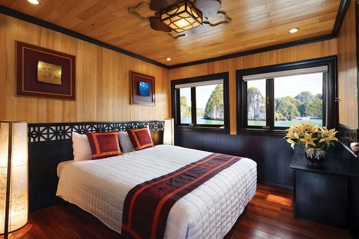 Phòng Deluxe Cabin